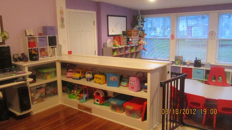 Home Daycare Ideas Set Up: Daycare Setup
