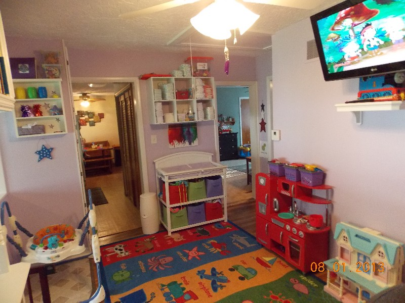 Home Daycare Ideas Set Up